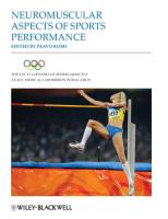Neuromuscular Aspects of Sports Performance