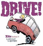 Drive!: Zits Sketchbook 14