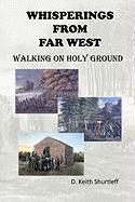Whisperings from Far West - Shurtleff, D. Keith