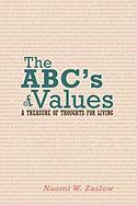 The ABC's of Values: A Treasure of Thoughts for Living