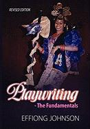 Playwriting - Johnson, Effiong