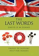 The Last Words - Osano, David D. M.