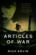 Articles of War - Arvin, Nick