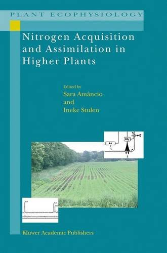 Nitrogen Acquisition and Assimilation in Higher Plants (Plant Ecophysiology) - Sara Amancio; Ineke Stulen