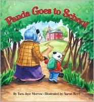 Panda Goes to School
