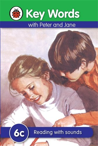 Key Words With Peter And Jane #6 Reading With Sounds Series C - Ladybird
