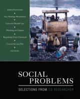 Social Problems: Selections from CQ Researcher