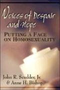 Voices of Despair and Hope - Bishop, Anne H.; Scudder, John R.