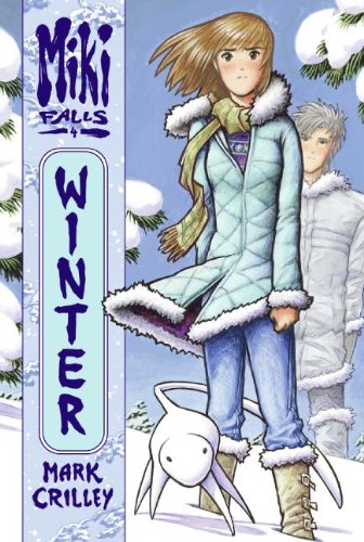 Winter (Turtleback School  &  Library Binding Edition) (Miki Falls) - Mark Crilley