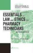 Essentials of Law and Ethics for Pharmacy Technicians - Strandberg, Kenneth M.