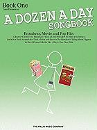 A Dozen a Day Songbook, Later Elementary, Book One