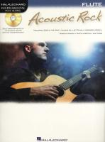 Acoustic Rock: Instrumental Play-Along for Flute