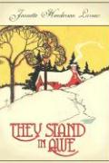 They Stand in Awe - Larrew, Jeanette Henderson