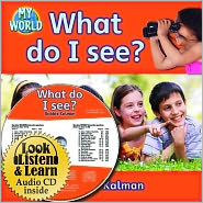 What Do I See? - CD + PB Book - Package