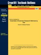 Outlines & Highlights for Essentials of Business Research Methods by Hair ISBN: 0471271365
