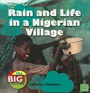 Rain and Life in a Nigerian Village - Chambers, Catherine