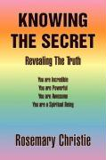 Knowing the Secret - Christie, Rosemary