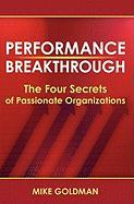 Performance Breakthrough - Goldman, Mike