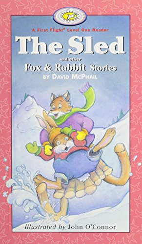 The Sled and Other Fox and Rabbit Stories - David McPhail