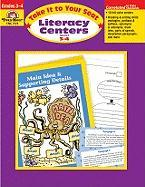 Literacy Centers 3-4 (Take It to Your Seat)
