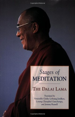 Stages Of Meditation - Dalai Lama