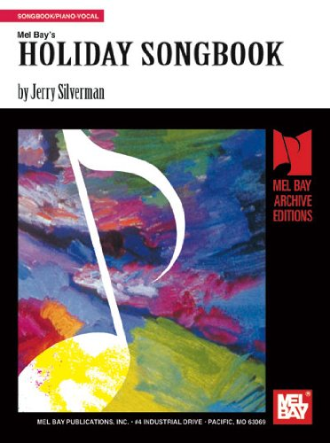 Mel Bay Holiday Songbook - Jerry Silverman