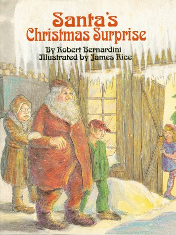 Santa's Christmas Surprise - Robert Bernardini