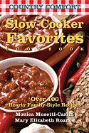 Country Comfort: Slow-Cooker Favorites Cookbook