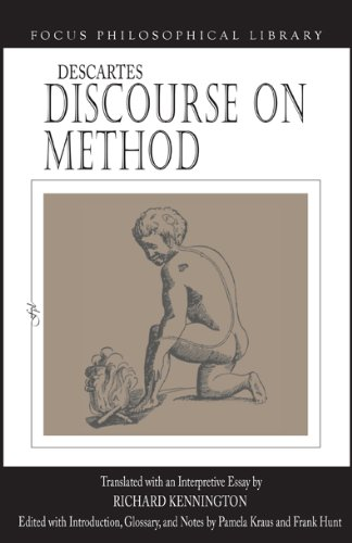 Discourse on Method (Focus Philosophical Library) - Rene Descartes