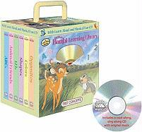 Bambi: Disney Bambi Learning Library(abcs, Shapes, Colors, Opposites, Numbers, and Animal Friends)