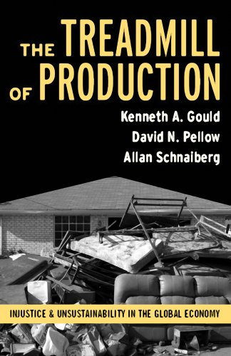 The Treadmill of Production: Injustice and Unsustainability in the Global Economy (The sociological Imagination)