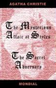 Two Novels (The Mysterious Affair at Styles/The Secret Adversary)