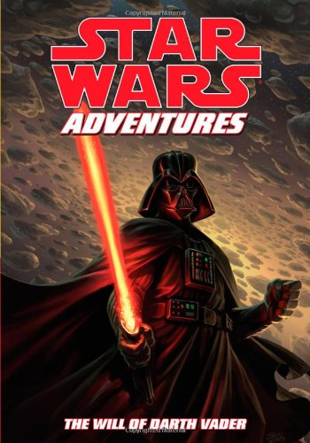 Star Wars Adventures: The Will of Darth Vader - Tom Taylor