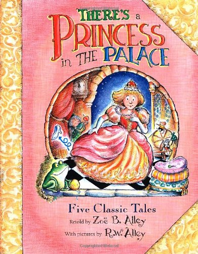 There's a Princess in the Palace - Zoe Alley