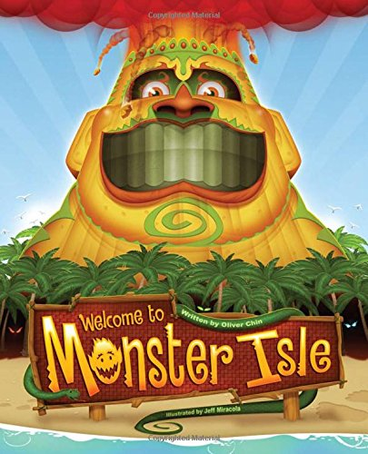 Welcome to Monster Isle - Oliver Chin