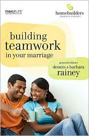 Building Teamwork in Your Marriage