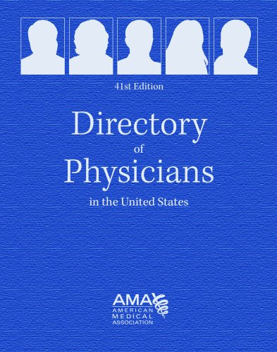 Directory Of Physicians In The United States - American Medical Association