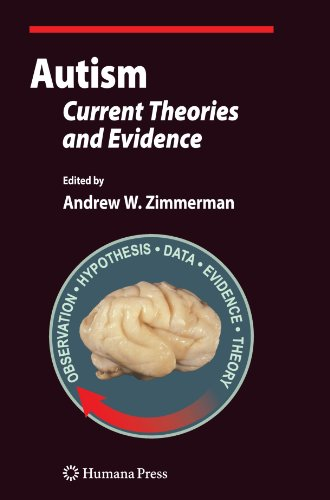 Autism: Current Theories and Evidence (Current Clinical Neurology) - Andrew W. Zimmerman