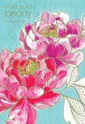 Tricia Guild Peony Notebook (Tricia Guild Flower Collection) (Tricia Guild Peony (Quadrille))