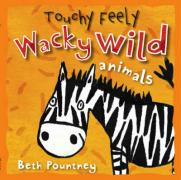 Wacky Wild Animals - Pountney, Beth