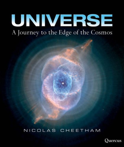 Universe: A Journey to the Edge of the Cosmos - Nicolas Cheetham
