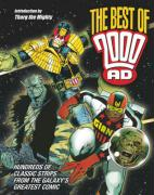 The Best of 2000 AD: Hundreds of Classic Strips from the Galaxy's Greatest Comic