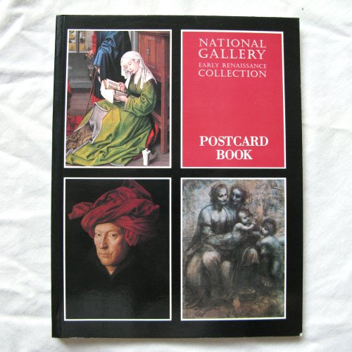 National Gallery Early Renaissance Collection Postcard Book - National Gallery