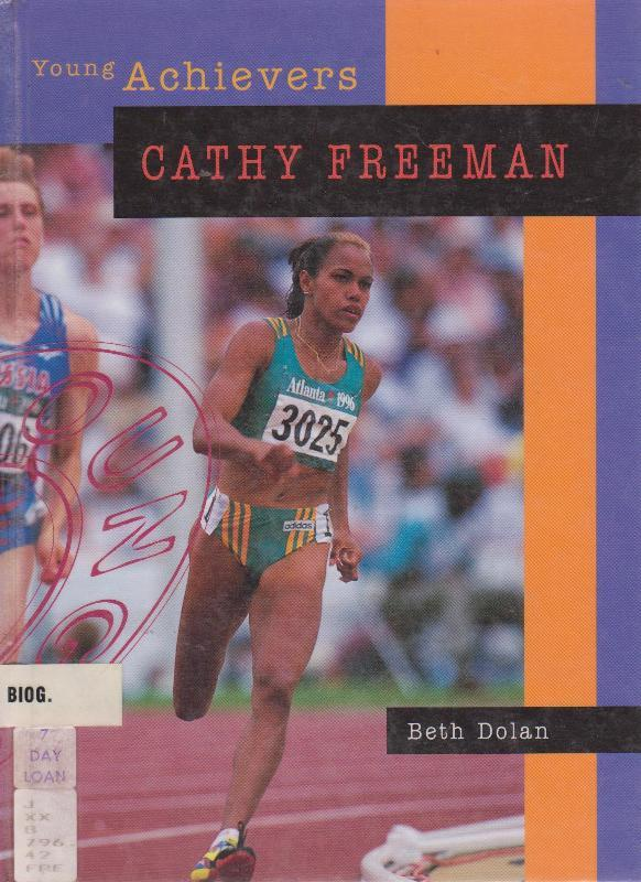 Cathy Freeman (Young achievers)
