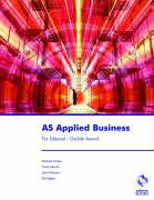 AS Applied Business for Edexcel - Double Award - Adcock, Frank