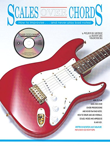 Scales Over Chords (Book and CD) - Wilbur Savidge