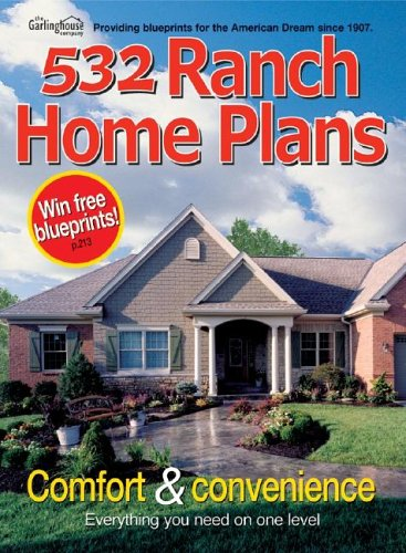 532 Ranch Home Plans - Steve Culpepper