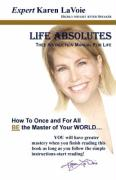Life Absolutes ~Thee Instruction Manual for Life