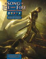 A Song of Ice and Fire Campaign Guide: A Setting Sourcebook for a Song of Ice and Fire Roleplaying