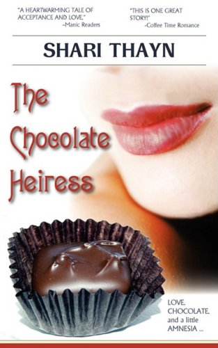 The Chocolate Heiress - Shari Thayn